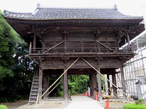妙源寺・楼門