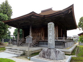妙源寺・柳堂