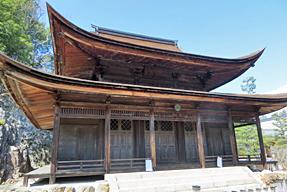 永保寺・観音堂