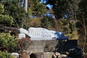 全生寺・涅槃像