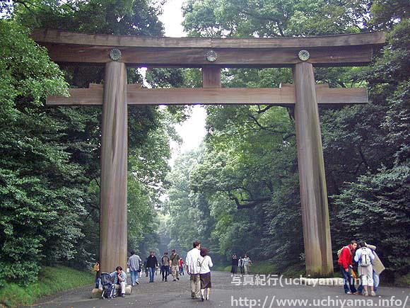 東京・明治神宮
