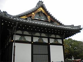 御香宮神社・本殿