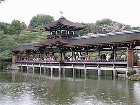 平安神宮・神苑