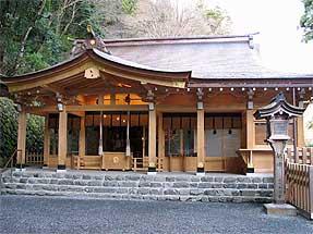 貴船神社・本殿