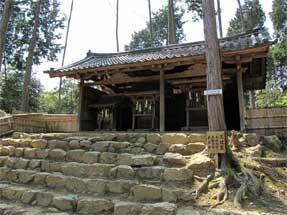 酒解神社・三社宮