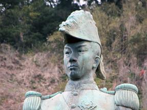 照國神社・島津忠義像