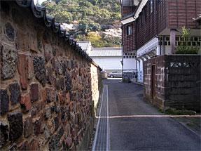 有田の街角