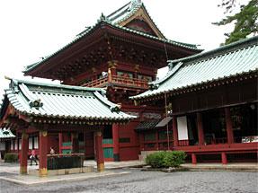 静岡浅間神社・楼門