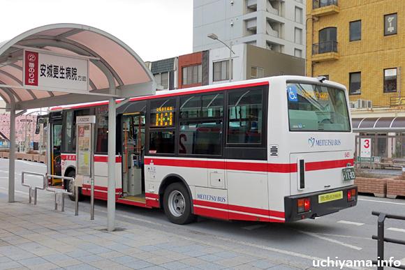 安城駅バスのりば