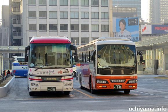 バスタ新宿・ターミナル