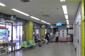 浜松町バスターミナル