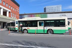JR奈良駅前バスターミナル・西口