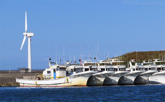 御前崎漁港
