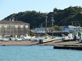 地頭方漁港