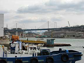 広島・尾道港