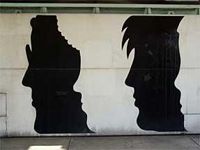 大阪港・歓迎壁画