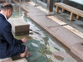 平戸温泉・あし湯