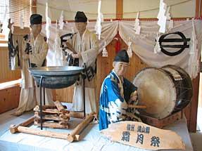かぐらの湯・霜月祭り