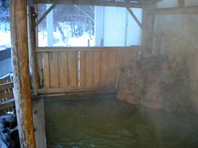 然別湖畔温泉
