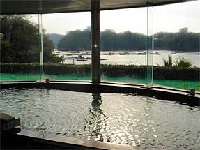 鳥羽温泉・展望大浴場