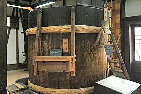 月桂冠・醪桶
