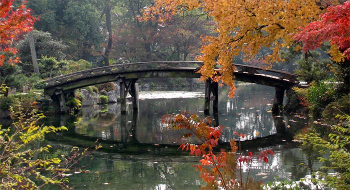京都・渉成園