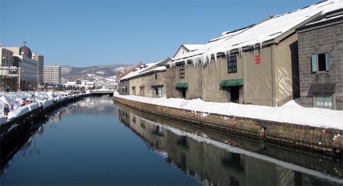 北海道・小樽運河