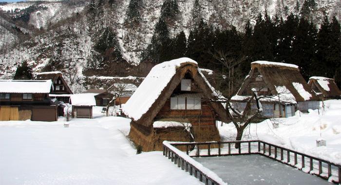 富山・菅沼集落