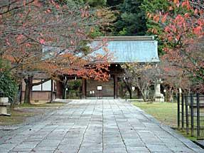 豊国廟・拝殿