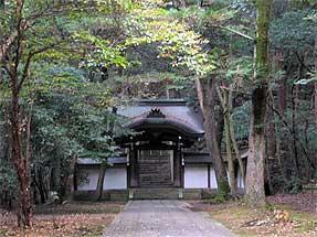 豊国廟・神門