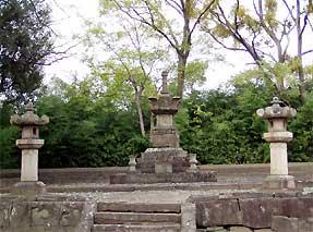 紀州徳川家夫人の御廟