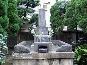 間宮林蔵の墓