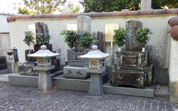 モラエスの墓