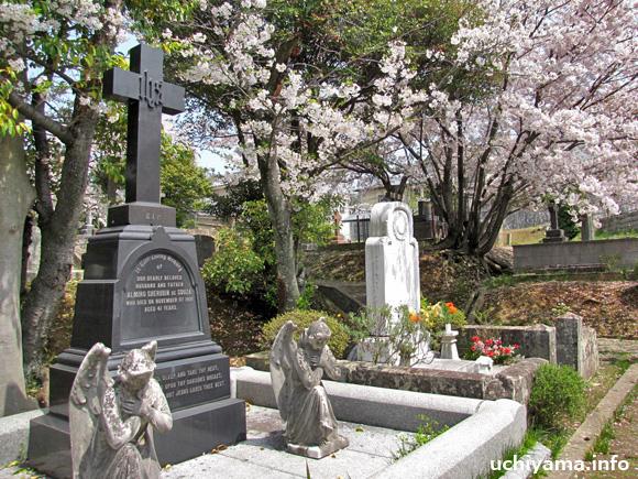 坂本国際墓地
