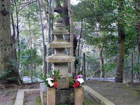 勾当内侍の供養塔