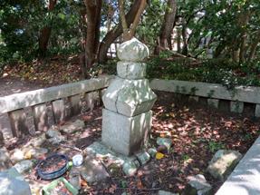 織田信孝の墓