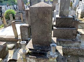 榊原鍵吉の墓