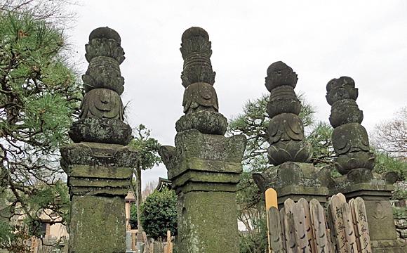 吉良家の墓