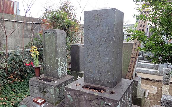 歌川豊国の墓