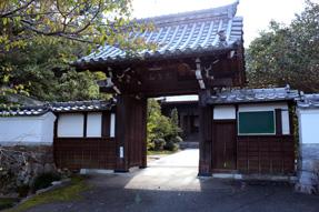 赤坂宿・正法寺