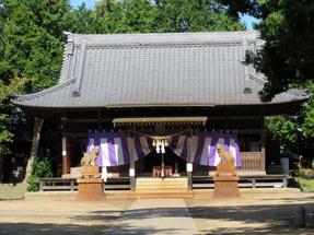 御油宿・大社神社