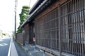 藤川宿・街道