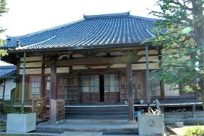 藤川宿・称名寺