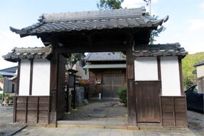 藤川宿・脇本陣