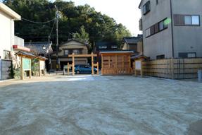 藤川宿・本陣跡