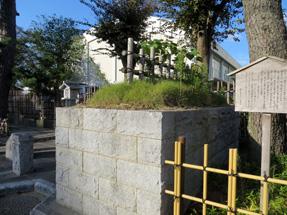 藤川宿・西棒鼻