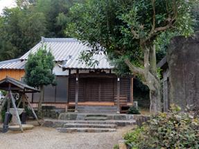 藤川宿・十王堂