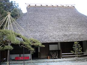 熊野参詣道・堀家住宅 主屋