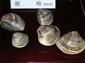 焼蛤(桑名宿)