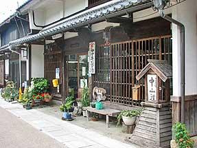 醒ヶ井宿・ヤマキ醤油店